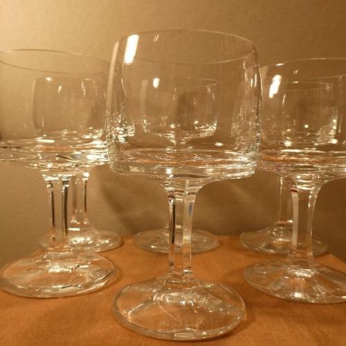 skleničky Moser