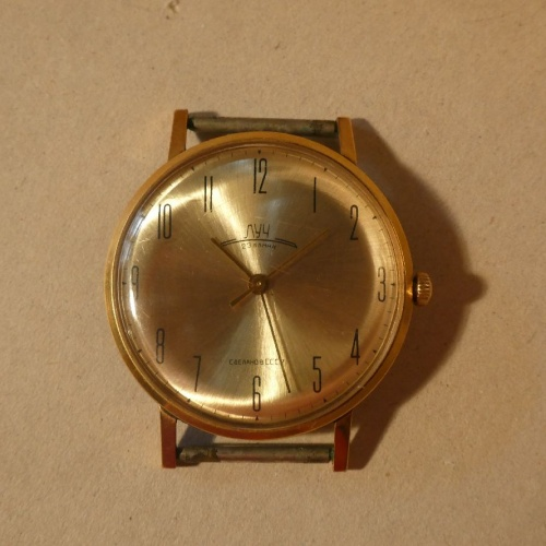 hodinky Luč